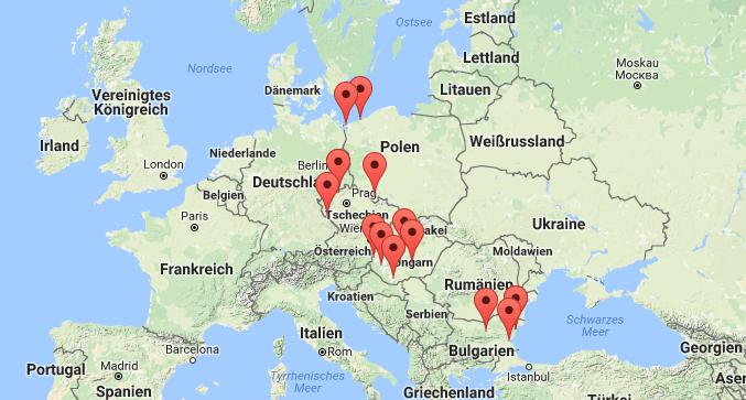 seniorenheime und pflegeheime im EU-Ausland