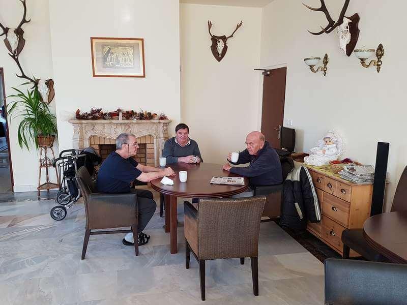 Senioren im tschechischen Betreutem Wohnen