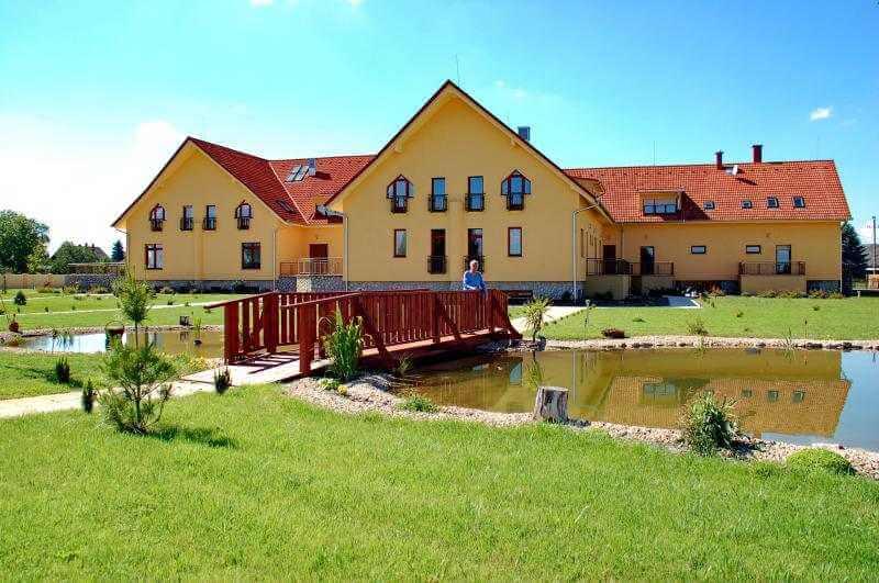Seniorenresidenz in Ungarn