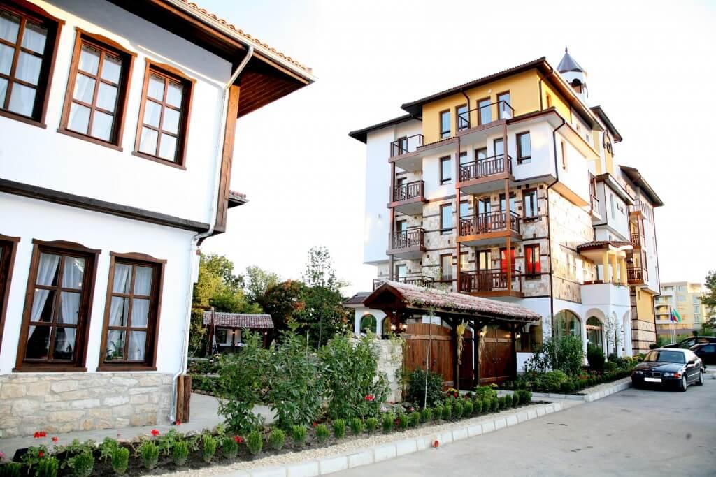 Zweite Seniorenresidenz in Bulgarien