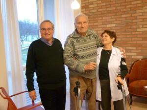 Pflegeheim Senior Ungarn