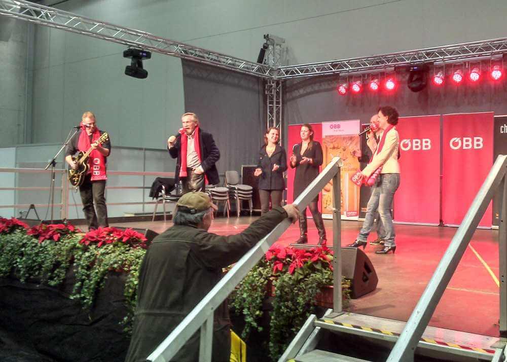 Peter Rapp Seniorenmesse Wien