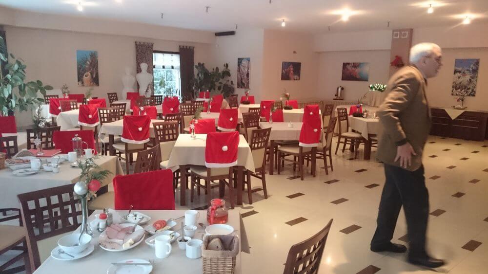 Speisesaal Altersheim Polen