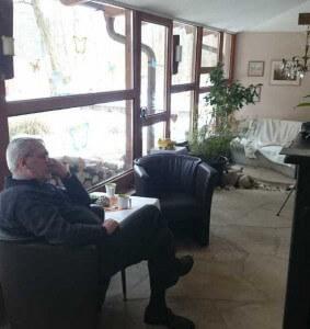 Tschechien Pflegeheim Lobby Hr Gyoery