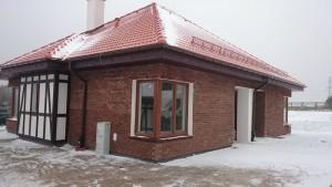 Villa für Senioren in Polen