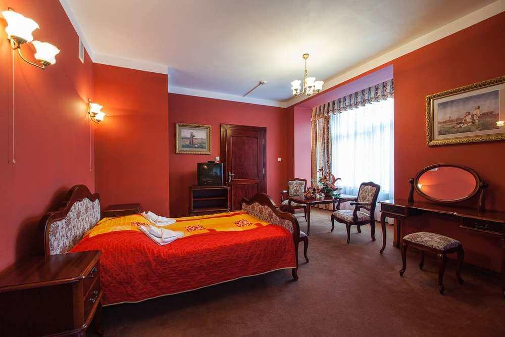 Seniorenresidenz Ausland Zimmer