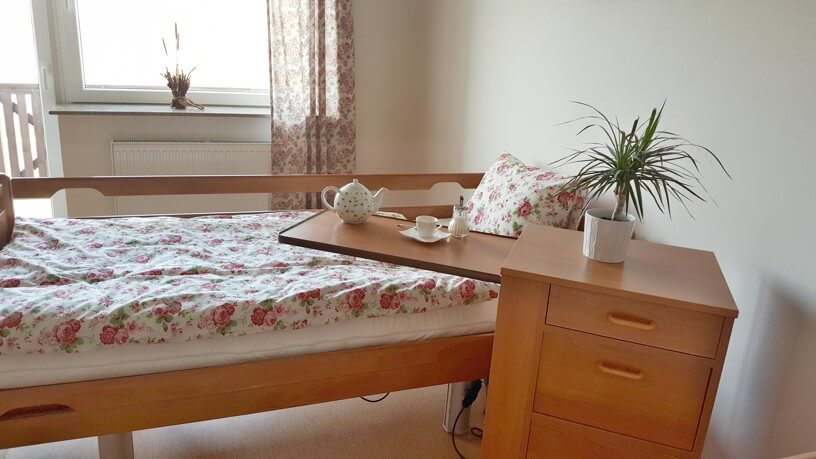 Pflegebett Tschechien
