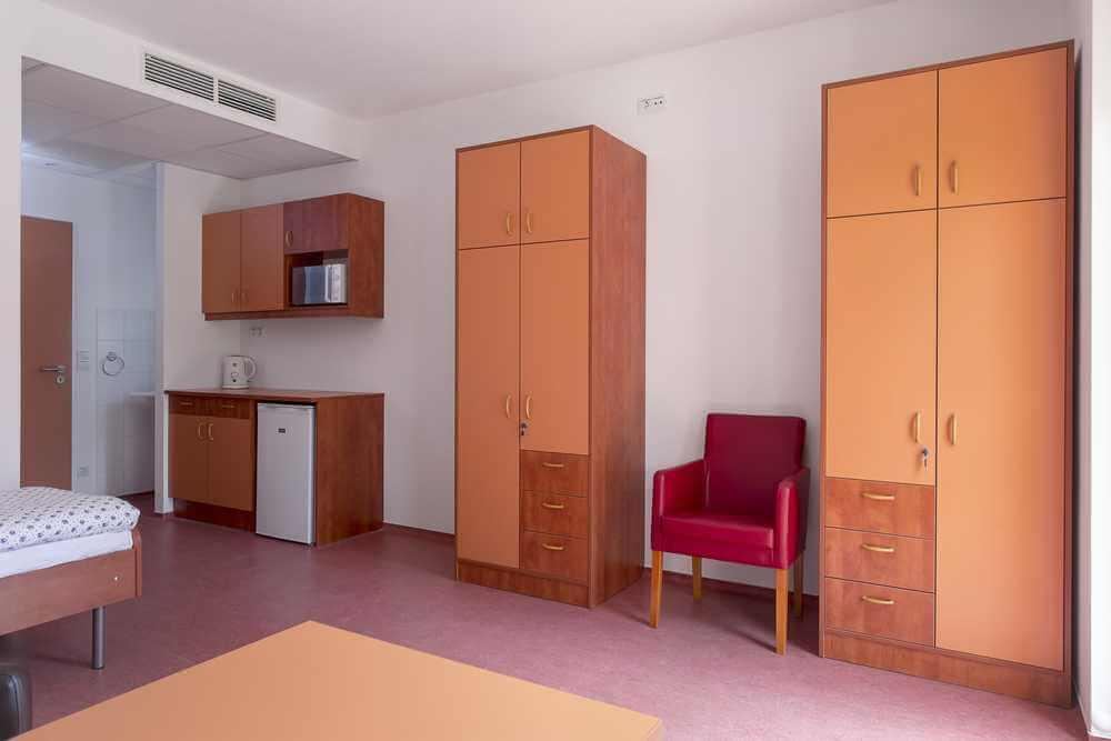 Pflegezimmer in Ungarn