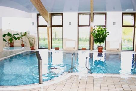 Schwimmbad Seniorenresidenz Polen