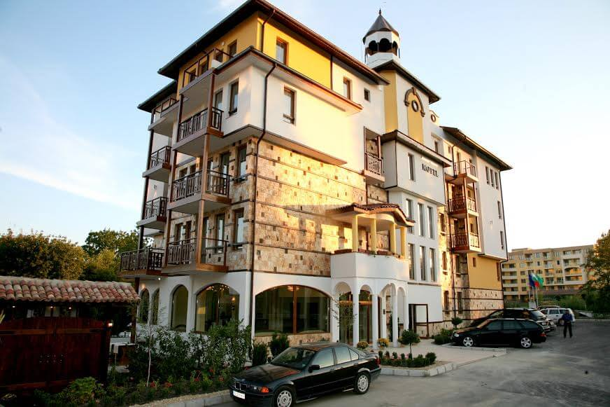 Unsere Seniorenresidenz in Bulgarien