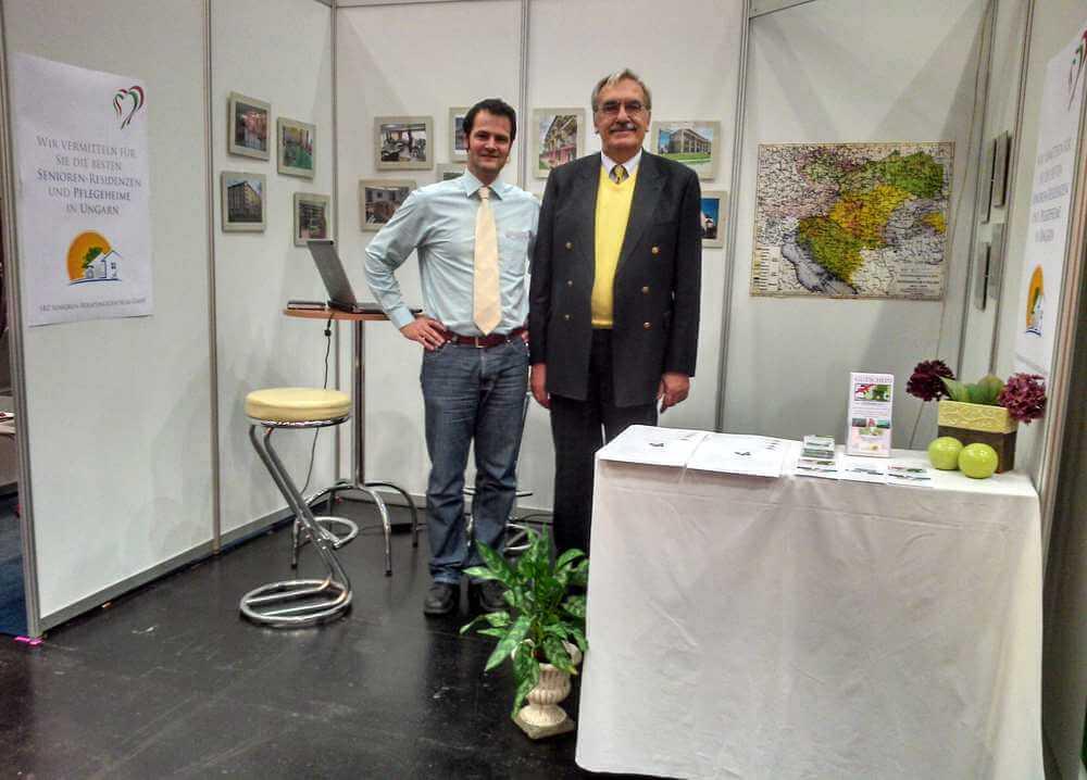 SBZ GmbH Messe Senioren