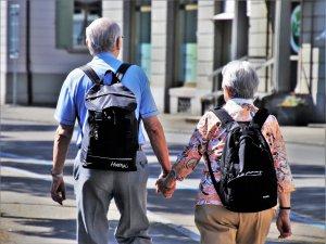 Senioren ziehen ins Ausland